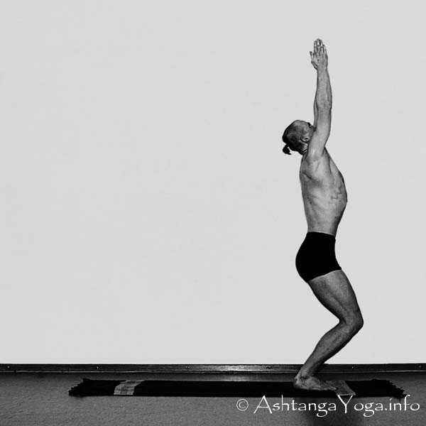 Ashtanga yoga and stuff.