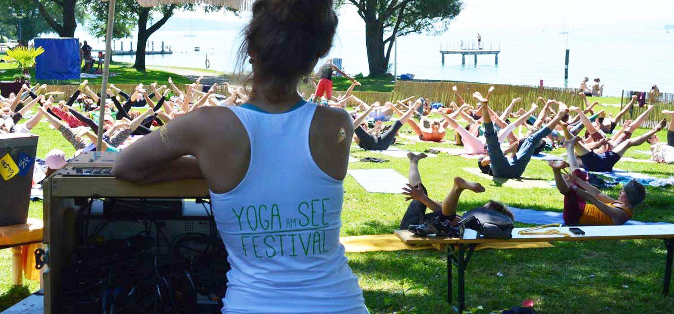 Inside Yogafestival Überlingen - AshtangaYoga.info