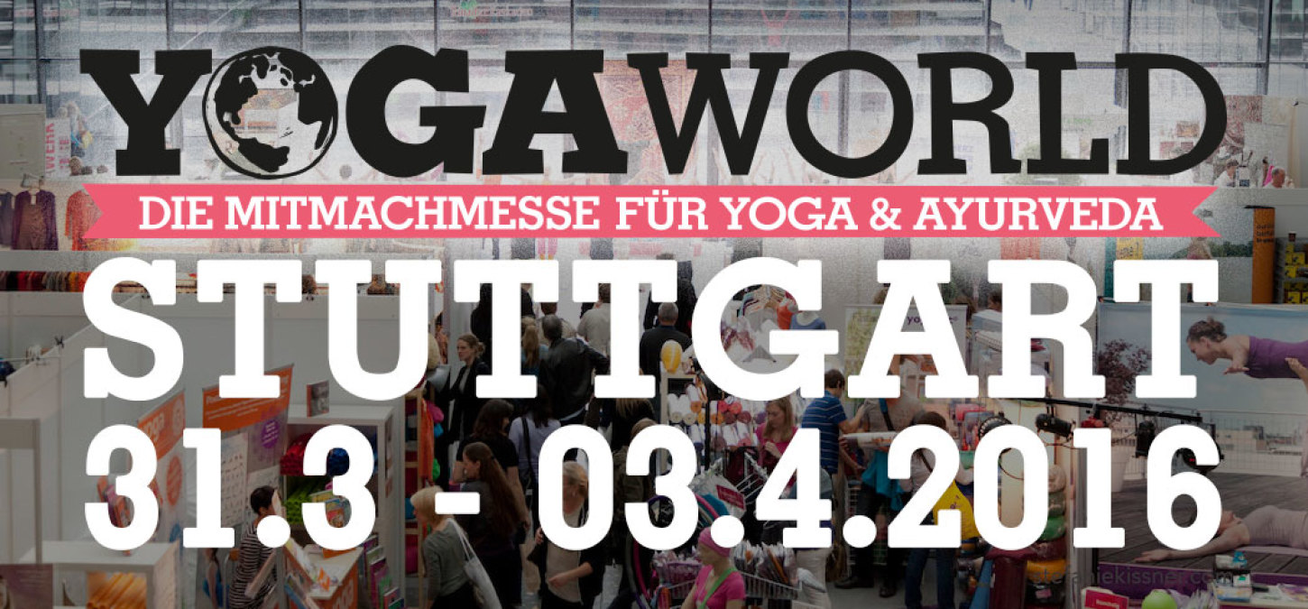 Yoga World Stuttgart 2016
