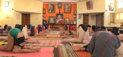 Ashtanga Yoga with Kino MacGregor in Mysore, India