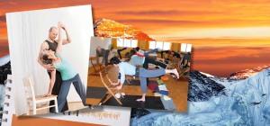 Yoga mit Senioren: Warum es für einen Einstieg nie zu spät ist