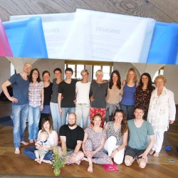 Wir gratulieren der TRIKA 6 Ausbildungsgruppe zum Abschluss
