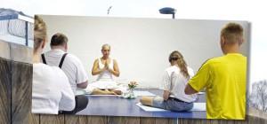 YuMiG Convention 2016 Yoga und Meditation im Gefängnis