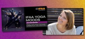 Yoga Moods mit AYI Referentin Romana Lorenz-Zapf
