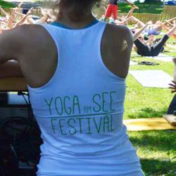 Inside Yogafestival Überlingen