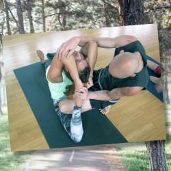 Yoga und Haut