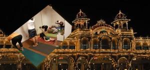Mysore Style: Einzeluntericht in der Gruppe